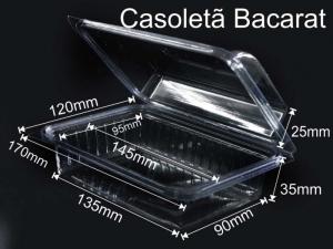 Caserole plastic pentru miniprajituri
